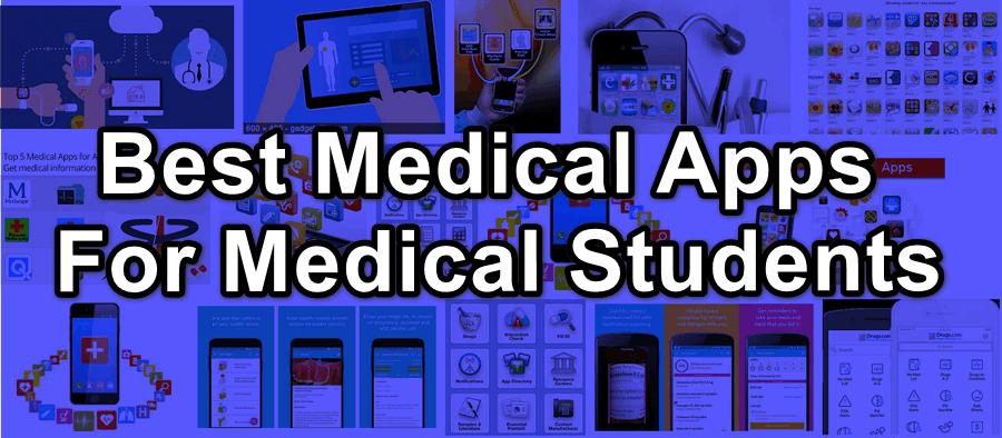 Best Medical Apps For Medical Students