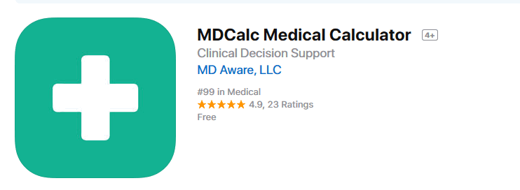 free medical calculator