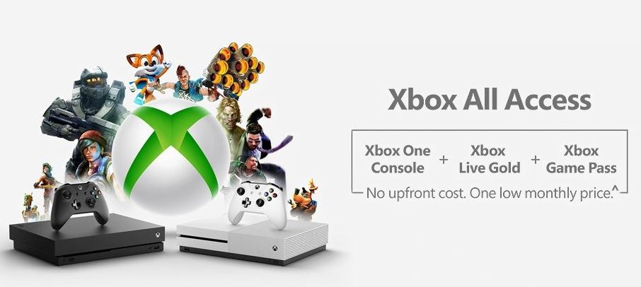 Xbox All Access In U