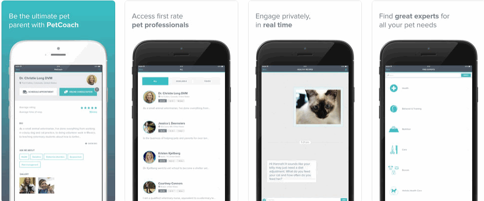 Pet Apps For iPhone