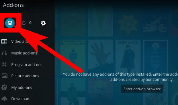 how to watch exodus on kodi 17.3