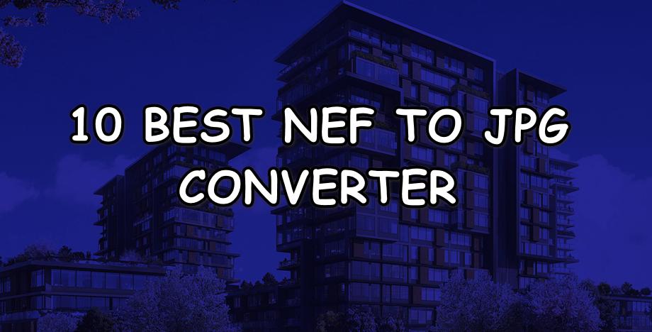 convert nef file to jpg online