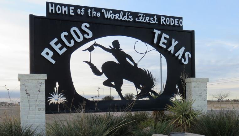 pecos county texas