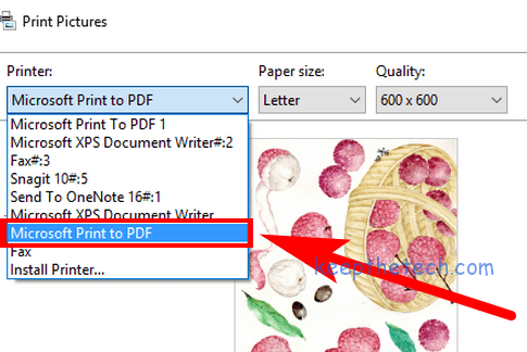 How To Export Evernote Notebook To PDF | KeepTheTech
