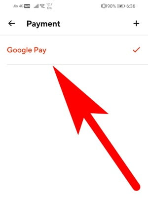 how to remove card from doordash